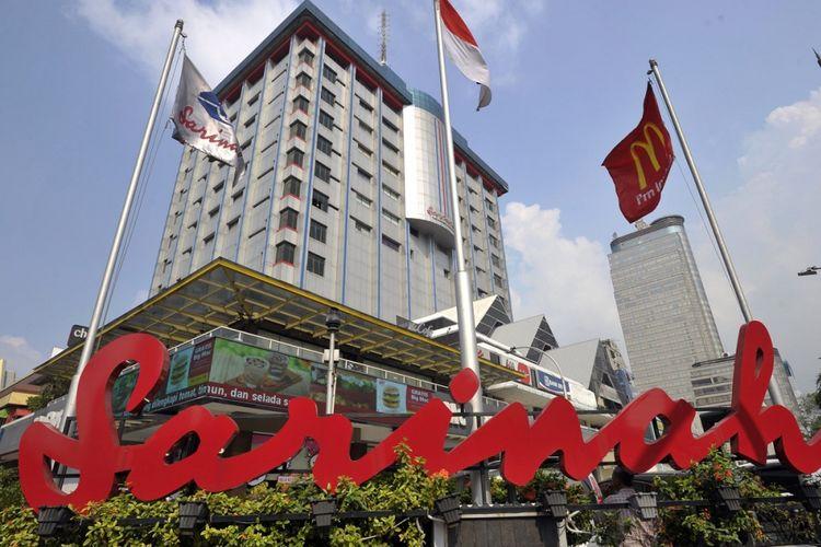 Gedung Sarinah, Pusat Perbelanjaan Modern Pertama di Indonesia
